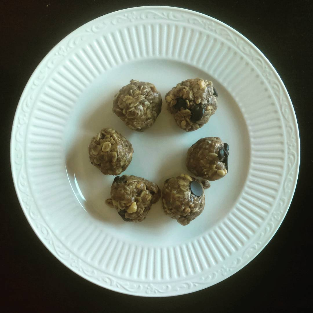 Energy Bites! A Healthy Snack Recipe