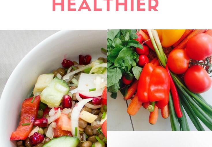 10 Tips to EatHealthier