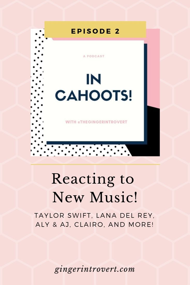 In Cahoots! Episode 2 Show Notes